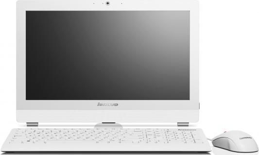 "Моноблок 19.5"" Lenovo S200z 1600 x 900 Intel Celeron-J3060 4Gb 500Gb Intel HD Graphics использует системную DOS белый 10K1000JRU 10K1000JRU"