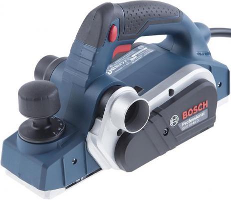 Рубанок Bosch GHO 26-82 710Вт 82мм 06015A4301 рубанок интерскол р 82 710 710вт 82мм