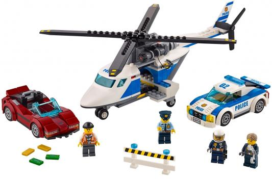 Конструктор LEGO City: Стремительная погоня 294 элемента 60138 конструктор lego city погоня по грунтовой дороге 60172