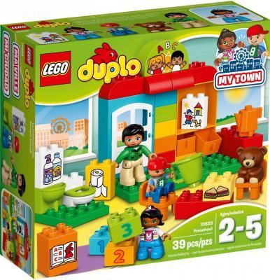 Конструктор LEGO Детский сад 39 элементов 10833