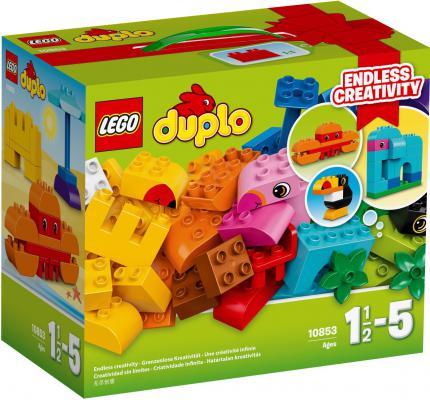 Конструктор Lego Набор деталей для творческого конструирования 75 элементов 10853