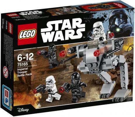 Конструктор Lego Star Wars Боевой набор Империи 112 элементов 75165