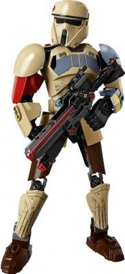 Конструктор Lego Штурмовик со Скарифа 89 элементов 75523
