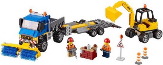 Конструктор LEGO Уборочная техника 299 элементов 60152