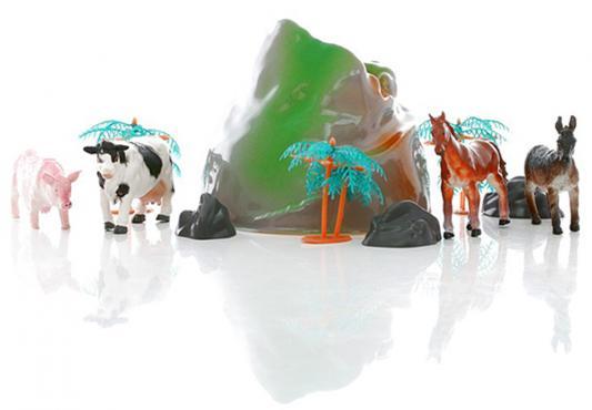 Набор фигурок HGL Megasaurs - Животные фермы