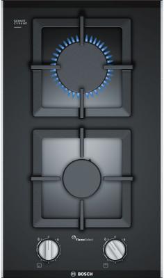 Варочная панель газовая Bosch PSB3A6B20 черный дрель ударная bosch psb 750 rce compact 0 603 128 520