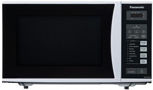 СВЧ Panasonic NN-GT352WZTE 800 Вт белый panasonic nn gt261wzpe
