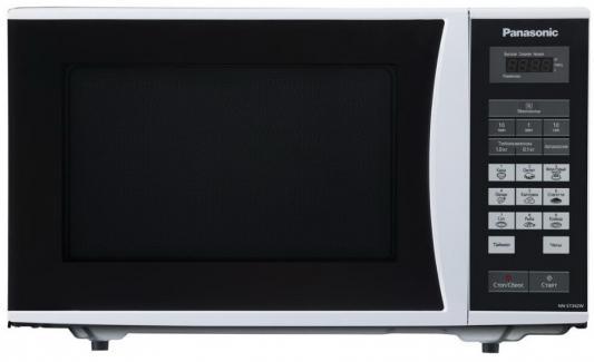 СВЧ Panasonic NN-ST342WZTE 800 Вт белый panasonic nn gt261wzpe