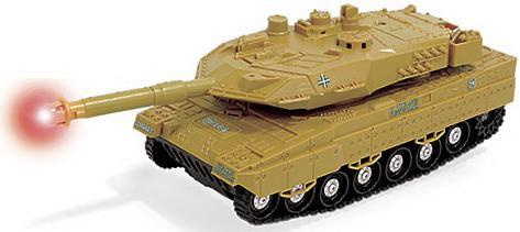 """Игровой набор Boley """"Военные"""" танк звук, свет масштаб 1:32"""