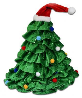 """Ель Новогодняя сказка """"Новогодняя"""" музыкальная зеленый 40 см"""