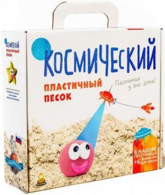 Космический песок Розовый 3 кг (песочница+формочки)
