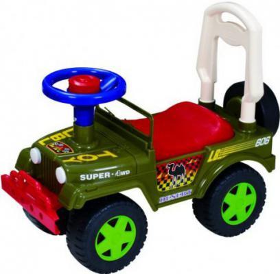 Каталка-машинка Shantou Gepai SP606B разноцветный от 2 лет пластик 6927090493144