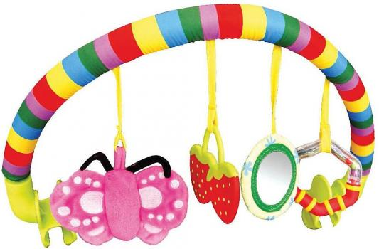 Развивающая игрушка Жирафики дуга с подвесками Лето
