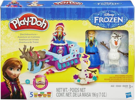Набор для лепки Hasbro Play-Doh Холодное Сердце 60654