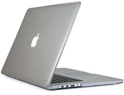 Чехол Mophie SeeThru для MacBook Pro Retina 15 прозрачный