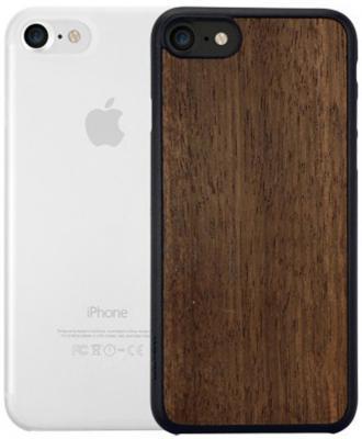Набор чехлов Ozaki OC721EC для iPhone 7 прозрачный коричневый ozaki oc112pr