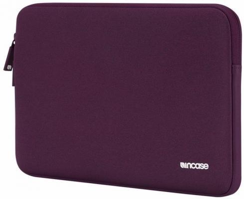 """Чехол для ноутбука 12"""" Incase Classic Sleeve неопрен фиолетовый INMB10071-ABG"""