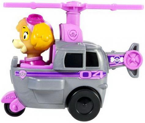 Игровой набор Paw Patrol Вертолет и щенок Скай 2 предмета 16601 игровой набор paw patrol вертолет и щенок скай 2 предмета 16601