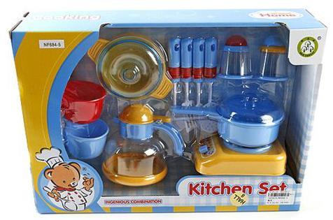 Набор посуды Shantou Gepai Кухня  NF684-5