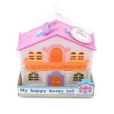 Дом для кукол Shantou Gepai My Happy Home 8883