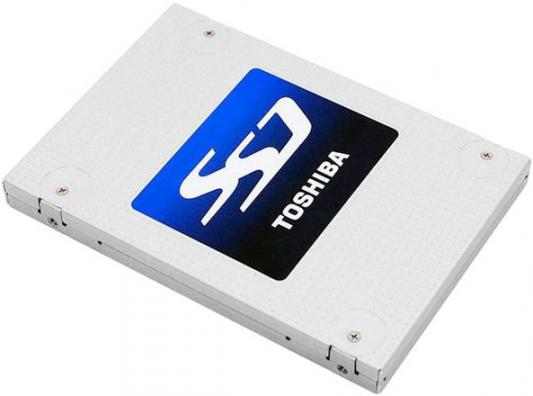 "SSD Твердотельный накопитель 2.5"" 256Gb Toshiba Read 534Mb/s Write 482Mb/s SATAIII THNSNJ256GCSY4JAGB"