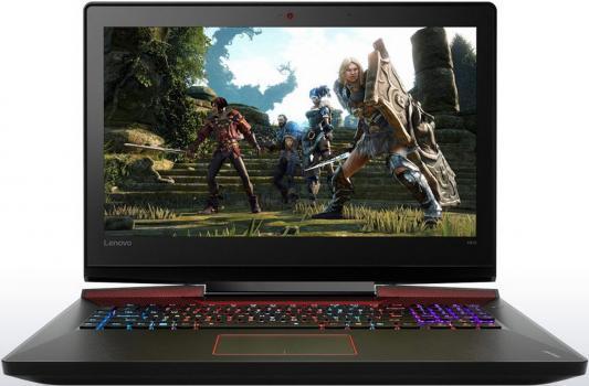 """Ноутбук Lenovo IdeaPad Y910-17ISK 17.3"""" 1920x1080 Intel Core i7-6700HQ 80V1000GRK цена и фото"""