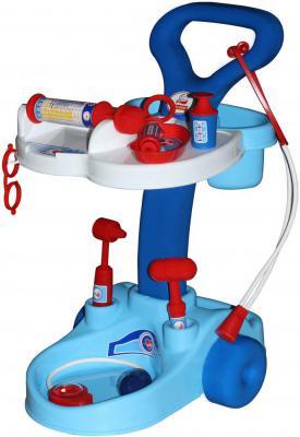 Игровой набор ПОЛЕСЬЕ Доктор 109673 11 предметов 63582 набор полесье доктор 11 8 элементов 69856