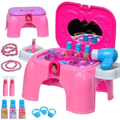 """Игровой набор Shantou Gepai """"Маленькая принцесса"""" стульчик-чемодан"""