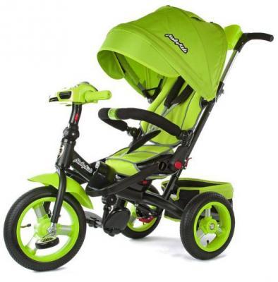 Велосипед Moby Kids Leader-2 T400-2-12/10Green 12*/10* зеленый детский велосипед для девочек leader kids g14bd127