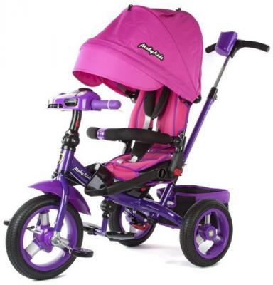 Велосипед Moby Kids Leader-2 12*/10* розовый детский велосипед для девочек leader kids g14bd127