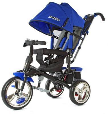 Велосипед Moby Kids Comfort -maxi 12*/10* синий