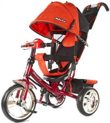 Велосипед Moby Kids Comfort 12*/10* красный 64946