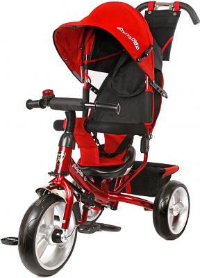 """Велосипед Moby Kids Comfort 10""""/8"""" красный 64942"""