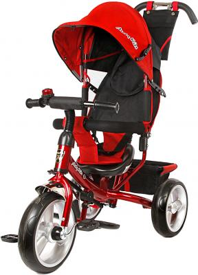 Велосипед Moby Kids Comfort 10/8 красный велосипед moby kids junior 2 10 8 красный t300 2