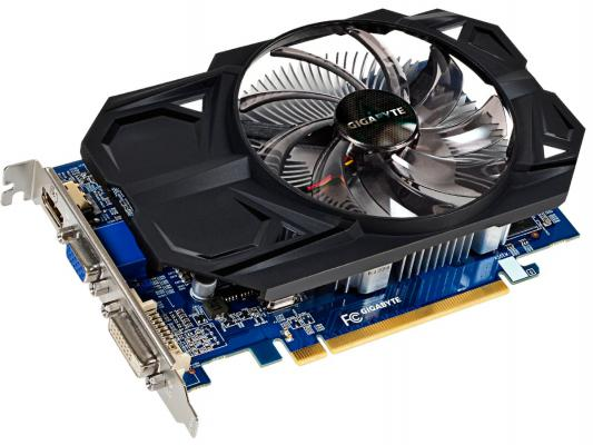 Видеокарта 2048Mb GigaByte R7 350 PCI-E GV-R735OC-2GI Retail