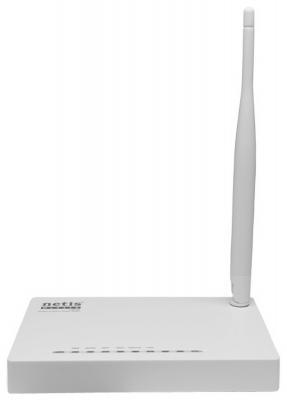 Беспроводной маршрутизатор ADSL Netis DL4310 802.11bgn 150Mbps 2.4 ГГц 1xLAN белый