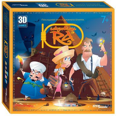 Настольная игра Step Puzzle развивающая Сокровище Ра
