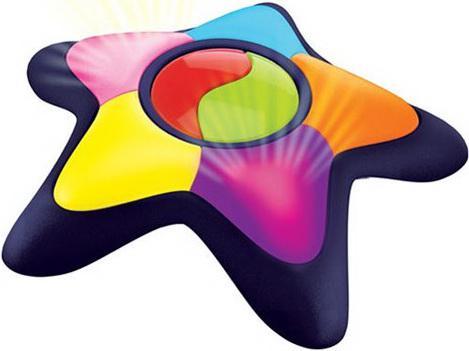 Интерактивная игрушка АВtoys Да или Нет?, звуковые и световые эффекты от 3 лет разноцветный 16572
