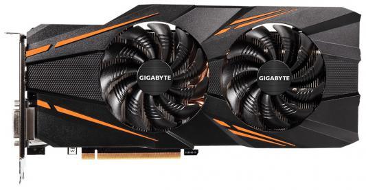 Видеокарта 8192Mb Gigabyte GeForce GTX1070 PCI-E 256bit GDDR5 DVI HDMI DP HDCP GV-N1070WF2-8GD Retail