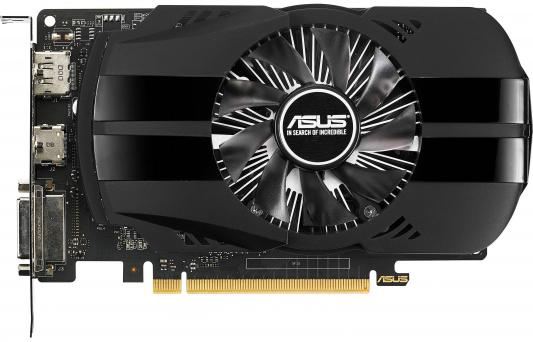 Видеокарта 2048Mb ASUS GeForce GTX1050 PCI-E 128bit GDDR5 DVI HDMI DP HDCP PH-GTX1050-2G Retail видеокарта 2048mb asus geforce gtx1050 pci e 128bit gddr5 dvi hdmi dp hdcp strix gtx1050 2g gaming retail