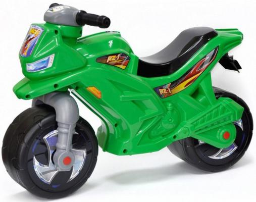 Беговел RT Racer RZ 1 зеленый беговел slider матовый зеленый