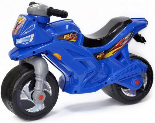 Купить Каталка-беговел RT Racer RZ 1 синий, Беговелы (велобалансиры) для детей