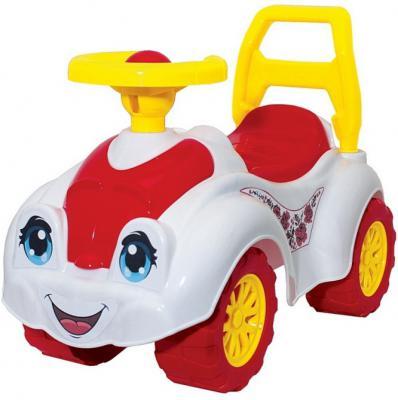 Каталка-машинка Rich Toys Zoo Animal Planet Заяц разноцветный до 1 года пластик