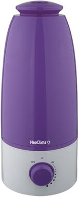 Увлажнитель воздуха NEOCLIMA NHL-250L фиолетовый neoclima nhl 250l white увлажнитель воздуха