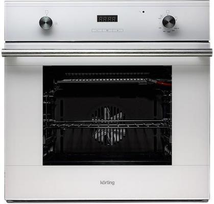 Газовый шкаф Korting OGG 771 CFW белый встраиваемый газовый духовой шкаф korting ogg 1052 cri