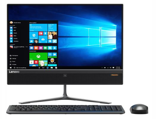 "Моноблок 21.5"" Lenovo IdeaCentre 510-22ISH 1920 x 1080 Multi Touch Intel Core i3-6100T 4Gb 1Tb Intel HD Graphics 530 DOS черный F0CB00EVRK"