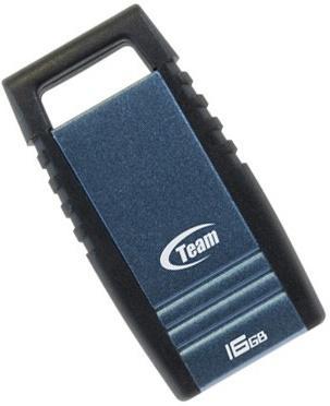 Флешка USB 16Gb TEAM C092 Drive серый TG016GC092AX