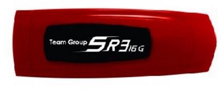 Флешка USB 16Gb Krez SR3 красный TSR316GR01 765441002425