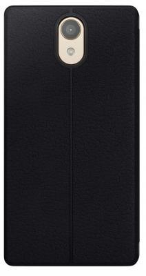 Чехол Lenovo PHAB2 Microview case черный ZG38C01419