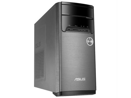 Системный блок ASUS M32CD i3-6100 3.7GHz 4Gb 1Tb GT740-4Gb DVD-RW Win10 клавиатура мышь 90PD01J8-M18170
